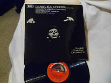 1968 Orig S/C ASD 2346 Barenboim ECO Schoenberg Verklarte Siegfried Idyll  LP