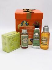 Loccitane Sweet Almond Collection Gift Set