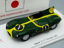 1/43 Spark JAGUAR TYPE D #1 SUZUKA 1963, JAPAN
