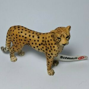 Schleich 141438 Cheetah Rare  Figure New with Tag