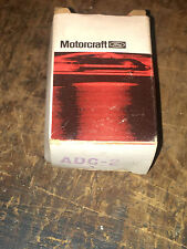 EARLY FORD DISTRIBUTOR CONDENSER MOTORCRAFT NOS LATE 50'S CUSTOMLINE ADC-2