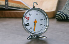 New Quality Stainless Steel Oven Cooker Thermometer Temperature Gauge M