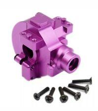 102075 Purple HSP Metal (Al) Gear Box For 1/10 RC Model Car Upgrade Parts