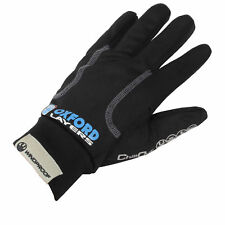 OXFORD CHILLOUT WINDPROOF LAYERS WATER RESISTANT BREATHABLE INNER GLOVES SMALL