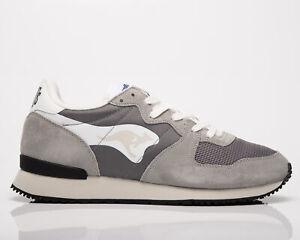 KangaROOS Aussie Summer Men's Grey Low Casual Athletic Lifestyle Sneakers Shoes