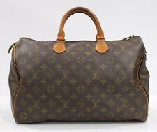 Pre Loved Louis Vuitton LV Bag Speedy 35 1017