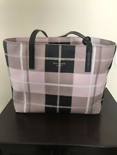 Kate Spade Tote Bag, Pink & Black, Adorable