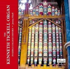 The Kenneth Tickell Organ In Keble College Oxford, Jeremy Tickell CD | 079463803