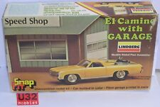 FN LINDBERG 387 N GAUGE BUILDING KIT 1/32 CHEVROLET EL CAMINO ESTATE AND MINI