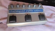 Cort Integrated ampifier system Mix 10 Vintage Mid to late 80s Early 90s