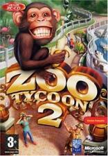 Zoo Tycoon 2 - Jeu PC - jeu vendu sans boitier ni notice