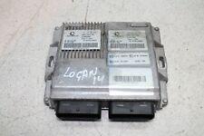 Dacia Logan MCV 2 II Bj.14 1.2 Landirenzo 110R-006071 LPG Steuergärät 616052000