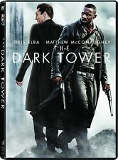 The Dark Tower (DVD 2017) NEW*Action, Adventure, Horror* NOW SHIPPING !