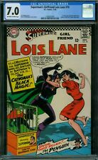 Superman's Girlfriend Lois Lane 70 CGC 7.0 - OW/W Pages