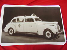 1941 PACKARD 110 TAXI CAB   BIG   11 X 17  PHOTO   PICTURE