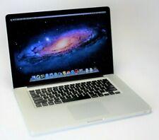 """Apple MacBook Pro A1286 Mid 2010 15.4"""" i5 - 2.4GHz 4GB RAM 500GB HDD OS X"""