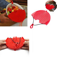 Kitchen Pot Strainer Water Filters Drainer Expandable Sieve Colander Silicone