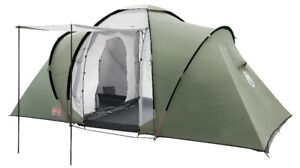 Coleman Tent Ridgeline 4 Plus Dome Tent For 4 Person
