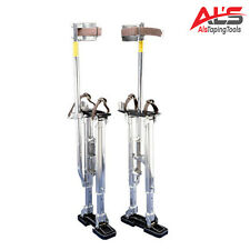 "Dura-Stilts Genuine Dura lll Drywall Stilts ""24-40""  LARGE *NEW*"