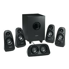 Logitech Z506 Surround Sound 3D 5.1  Speakers System - Black - BRAND NEW BOXED