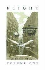 NEW FLIGHT VOLUME ONE 1 2004 IMAGE COMICS VARIOUS ARTISTS FREE SHIP