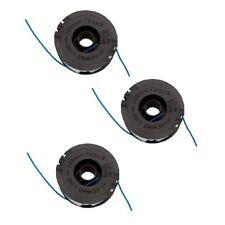 3 x ALM Tondeuse débroussailleuse bobine & ligne pour Grizzly ERT 500 PRO 530R