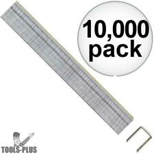 """Porter-Cable Pus38G Box of 10,000 3/8"""" x 3/8"""" 22 Gauge Upholstery Staples New"""