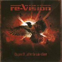 RE-VISION - CHAPTER IV ALL FOR  CD NEW+