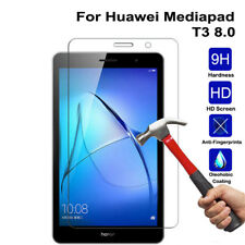 For Huawei Mediapad T3 8.0 Tablet Tempered Glass Film Screen Protector LCD Cover