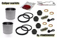 Yamaha RD350 LC front brake caliper piston & seal repair kit 1980 1981 1982 LC1