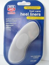 Heel Liners Men's & Women's One Pair Prevent Blisters Slipping Foot Care NEW *
