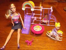 Barbie I Can Be A Nursery School Teacher Playset