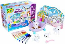 Crayola Scribble Scrubbie Peculiar Pets, Kids Toys, Gift for Kids, Ages 3, 4, 5,