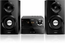 138318 Philips Mcm2350 Micro-stereoanlage Kompaktanlage Schwarz