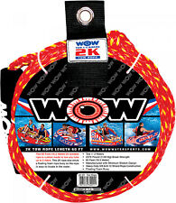 Wow 2K 60 2 Rider Inflatable Tow Rope, Boating, Watersports