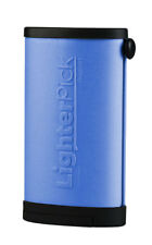 Lighterpick Todo en Uno Impermeable de fumar piragua-Azul