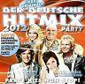 Der Deutsche Hitmix-die Party 2012 von Various | CD | Zustand sehr gut