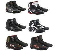 2020 Alpinestars Faster-3 Rideknit Motorcycle Street Bike Boot - Pick Size/Color