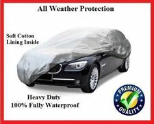 WINTER WATERPROOF FULL CAR COVER COTTON LINED FOR NISSAN SKYLINE GTR