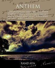 Anthem (Paperback or Softback)