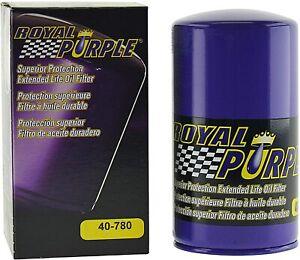 ROYAL PURPLE HIGH PERFORMANCE PREMIUM OIL FILTER 40-780 CUMMINS DIESEL 3903964