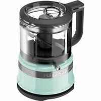 KitchenAid 2 speed - 3.5-Cup Mini Food Processor - Ice