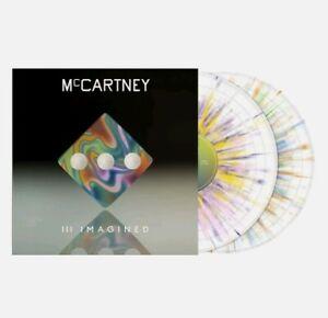 PAUL MCCARTNEY - III Imagined - 2LP SPLATTER
