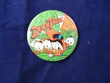 Disney's DuckTales Promotional Pin Button Pinback Badge Duck Tales Tails