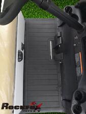 RockFox Outlet Luxury Golf Cart Floor Mat, The Mat Fit on Club Car Precedent.