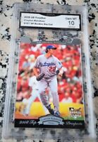 CLAYTON KERSHAW 2008 Upper Deck SP Die Cut #1 Draft Pick Rookie Card RC GEM 10 $