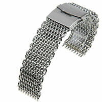 Milanese Mesh Stainless Steel Watch Bracelet Band Link Wrist Strap 18/20/22/24mm