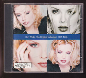 EBOND kim wilde the single collection  CD CD022010