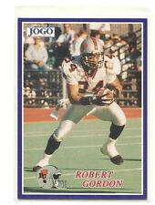 1995 Jogo CFL #159 Robert Gordon UNO/Nebraska-Omaha/British Columbia