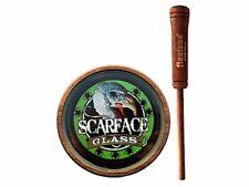 Flextone Scarface Glass Turkey Pot Call Michael Waddell Untouchable Series 00040